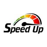 Automobile Logo TemplateWith Flat Color Fotografia Stock Libera da Diritti