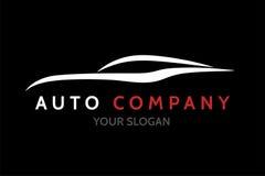 Automobile Logo Vector Illustration Immagine Stock