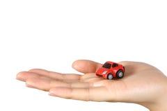 Automobile miniatura Immagine Stock Libera da Diritti