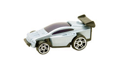 Automobile miniatura Fotografia Stock