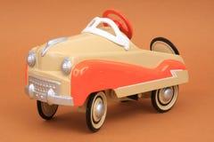 Automobile miniatura del pedale della replica Fotografie Stock