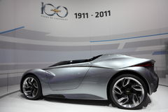 Automobile Mirray di concetto della Chevrolet Immagine Stock
