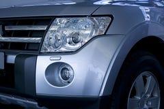 Automobile moderna Fotografia Stock