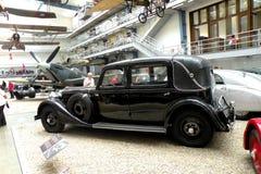 Automobile in museo tecnico a Praga 2 Fotografie Stock