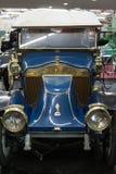 Automobile Museum Valencay Royalty Free Stock Photos