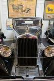 Automobile Museum Valencay Royalty Free Stock Photo