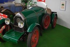 Automobile Museum Valencay Stock Photos