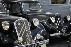 Automobile Museum Valencay Stock Image