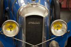 Automobile Museum Valencay Royalty Free Stock Image