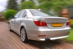 Automobile nel movimento Fotografia Stock