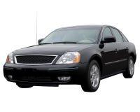 Automobile nera fotografie stock libere da diritti