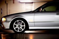 Automobile in parcheggio Fotografia Stock