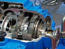 Automobile part. Metal automobile part Stock Photos