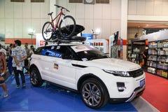 Automobile per il advanture Fotografia Stock Libera da Diritti