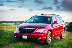 Automobile piacevole Immagine Stock