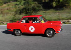 Automobile Porsche storico Fotografia Stock Libera da Diritti