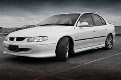 Automobile potente della strada di sport - stazionaria Fotografia Stock