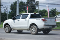 Automobile privata della raccolta, Mazda BT-50 pro Immagine Stock