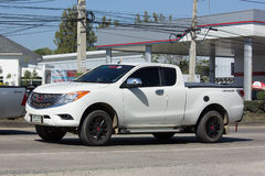 Automobile privata della raccolta, Mazda BT-50 pro Immagini Stock