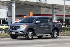 Automobile privata della raccolta, Mazda BT-50 pro Fotografia Stock