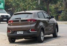 Automobile privata MG GS di Suv Prodotto da automobilistico britannico immagini stock libere da diritti