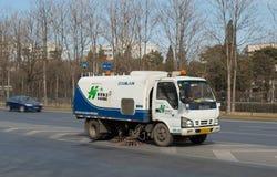 Automobile pulita della città Immagini Stock