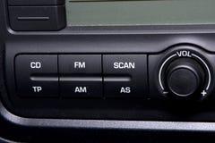 Automobile radiofonica Fotografie Stock