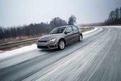 Automobile rapida fotografie stock