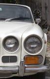 Automobile rinnovata del antiquarian fotografia stock libera da diritti