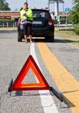 Automobile ripartita Immagini Stock Libere da Diritti