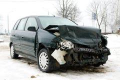 Automobile rotta Fotografie Stock Libere da Diritti