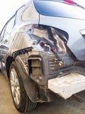 Automobile rotta Fotografia Stock Libera da Diritti