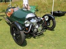 Automobile a ruote dell'automobile tre classici Immagini Stock Libere da Diritti