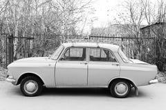 Automobile russa Immagini Stock