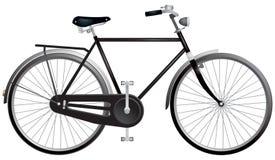 Automobile scoperta a due posti della bicicletta Immagine Stock