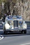Automobile scoperta a due posti 1936 di Packard 120 Fotografia Stock Libera da Diritti