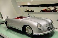 Automobile scoperta a due posti di Porsche Fotografia Stock