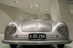 Automobile scoperta a due posti di Porsche Immagine Stock