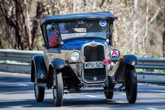 Automobile scoperta a due posti nazionale 1928 di sport di Chevrolet Fotografie Stock Libere da Diritti
