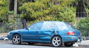 Automobile senza tetto Fotografia Stock Libera da Diritti