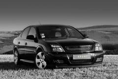 Automobile sintonizzata Fotografie Stock Libere da Diritti