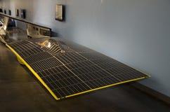 Automobile solare Immagini Stock
