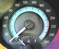 Automobile speedmeter Royalty Free Stock Photos