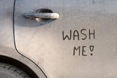 Automobile sporca