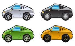 Automobile sportiva. Fotografia Stock
