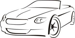 Automobile sportiva Royalty Illustrazione gratis