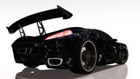 Automobile sportiva illustrazione di stock