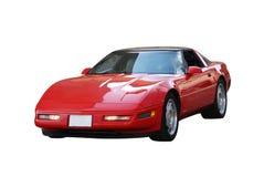 Automobile sportiva Fotografie Stock