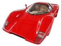 Automobile sportiva. immagini stock libere da diritti