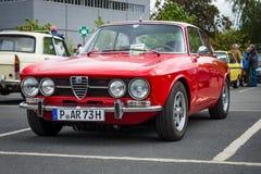 Automobile sportiva Alfa Romeo GT 2000 Veloce (GTV) Fotografia Stock